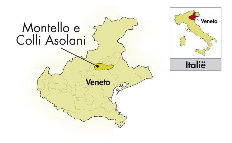 Loredan Gasparini Asolo Prosecco Spumante magnum