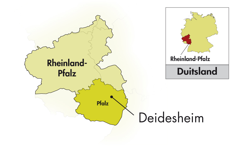 Reichsrat von Buhl Pfalz Deidesheimer Riesling Trocken