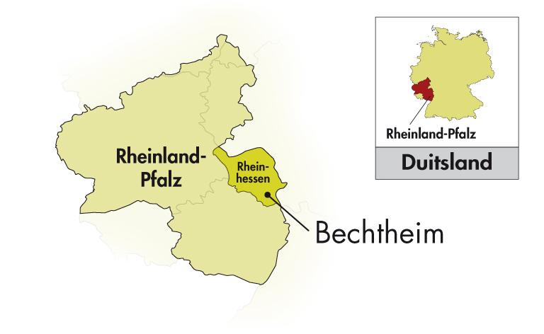 Dreissigacker Rheinhessen Organic Riesling Trocken