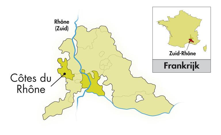 Domaine Alary Principauté d'Orange La Grange Daniel