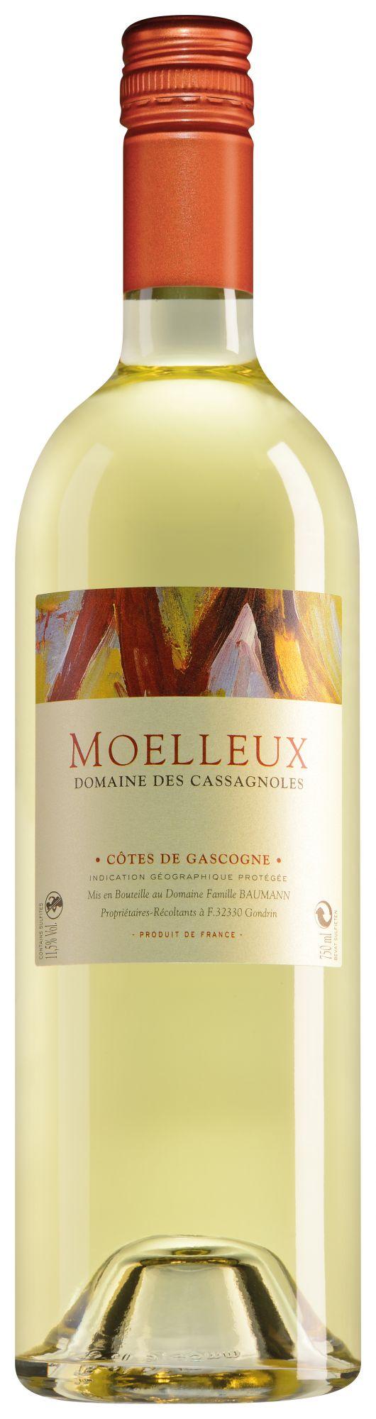 Domaine des Cassagnoles Gascogne Gros Manseng Moelleux