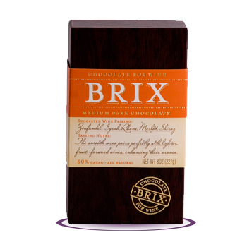 BRIX Classic Bar - Medium Dark (60%)