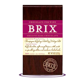 BRIX Classic Bar - Smooth Dark (54%)