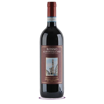 Canalicchio di Sopra, Rosso di Montalcino