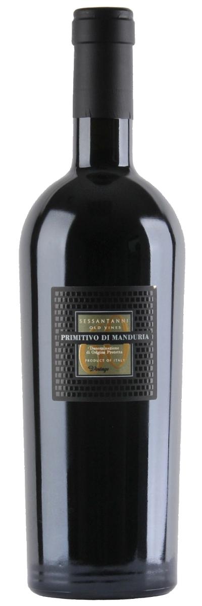 San Marzano, Primitivo di Manduria DOP Sessantanni