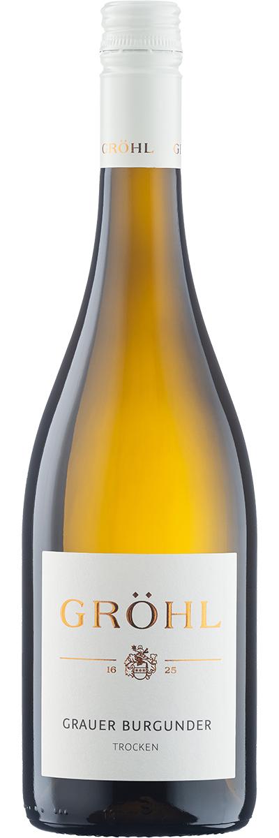 Weingut Gröhl - Grauer Burgunder Trocken