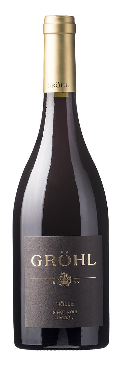 Gröhl Niersteiner Hölle Pinot Noir