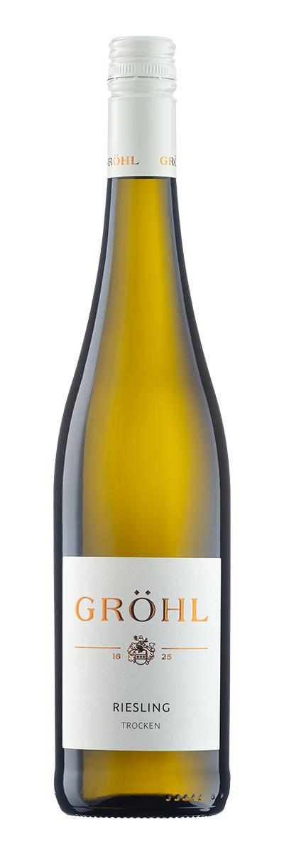 Weingut Gröhl - Riesling Trocken