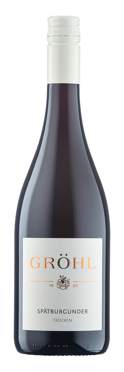 Weingut Gröhl - Spätburgunder Trocken