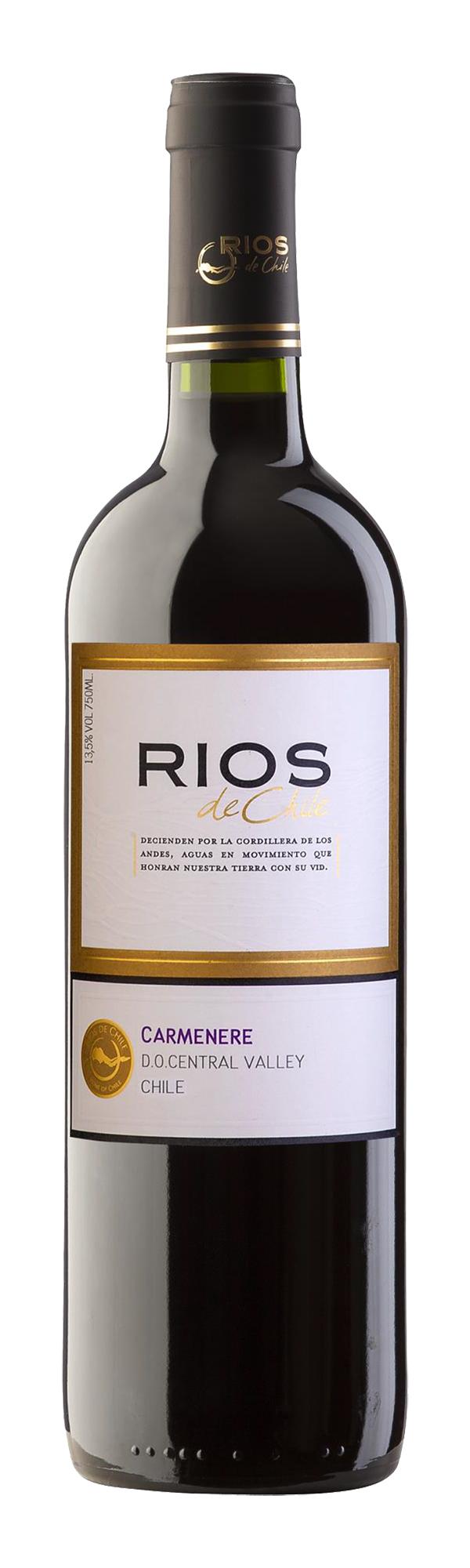 Rios de Chile Varietal Carmenère