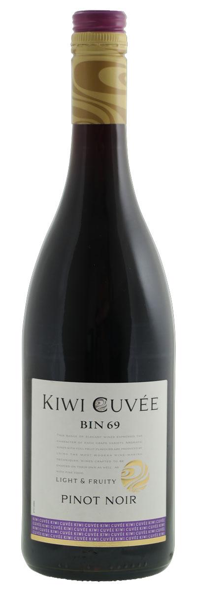 Kiwi Cuvée - Pinot Noir