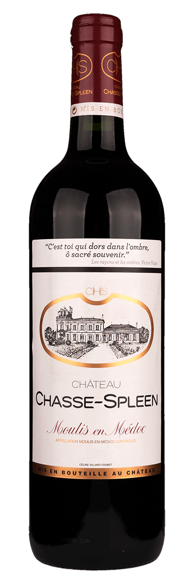 Chateau Chasse Spleen - Moulis