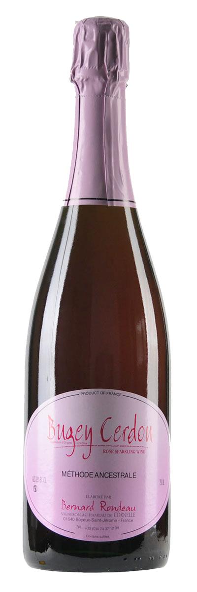 Bernard Rondeau - Vin de Bugey Cerdon VDQS Rosé