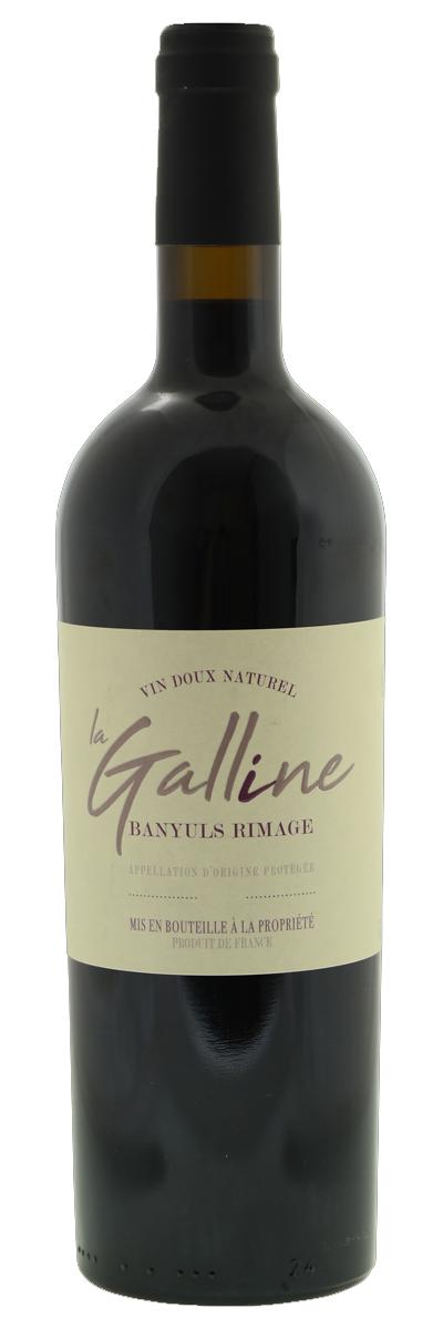 Cuvée La Galline Banyuls