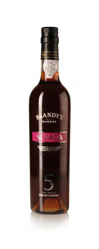 Madeira Blandy's Alvada