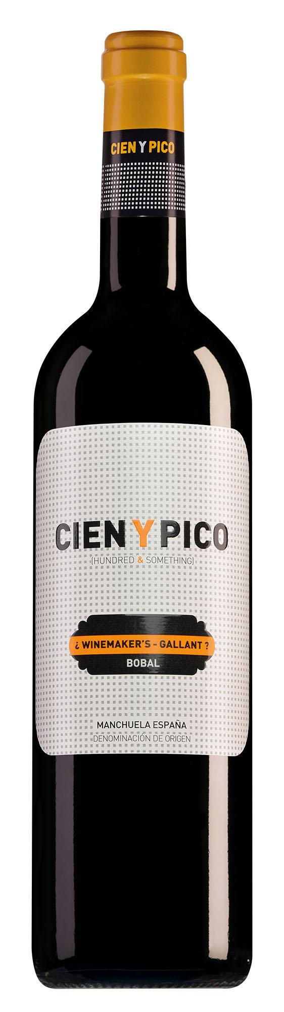 Cien y Pico Manchuela Winemaker's-Gallant Bobal