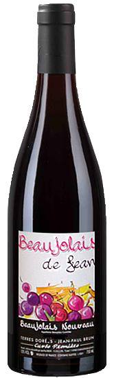 Jean-Paul Brun Terres Dorées Beaujolais Nouveau Cuvée Première 2021