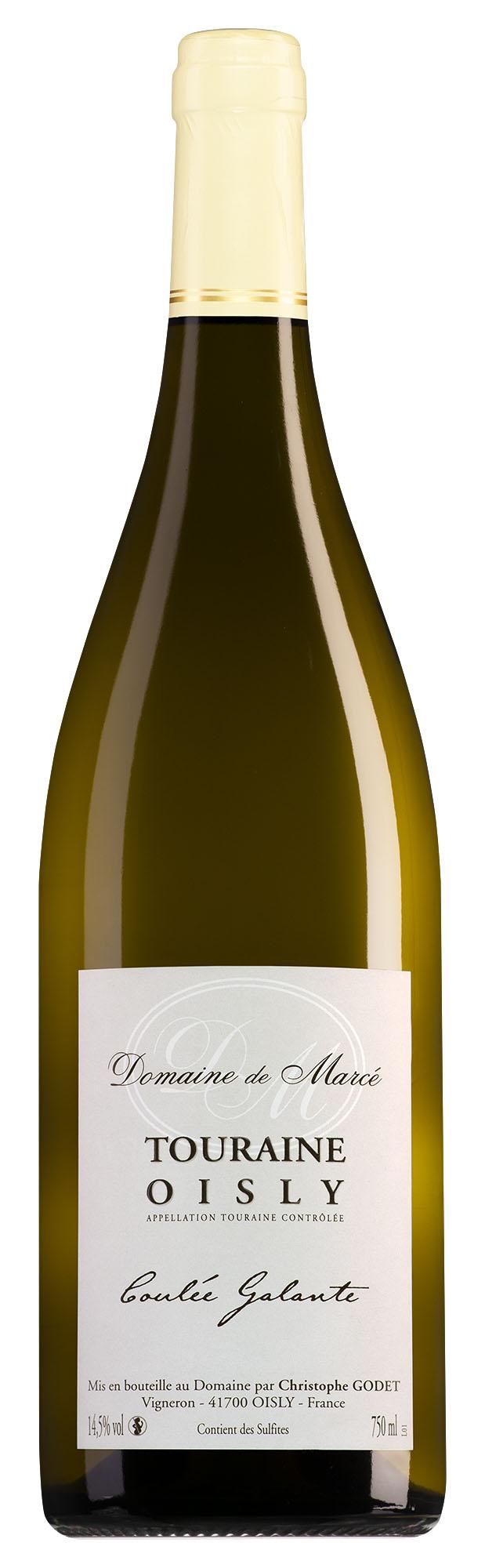 Domaine de Marcé Touraine Oisly Coulée Galante Sauvignon Blanc