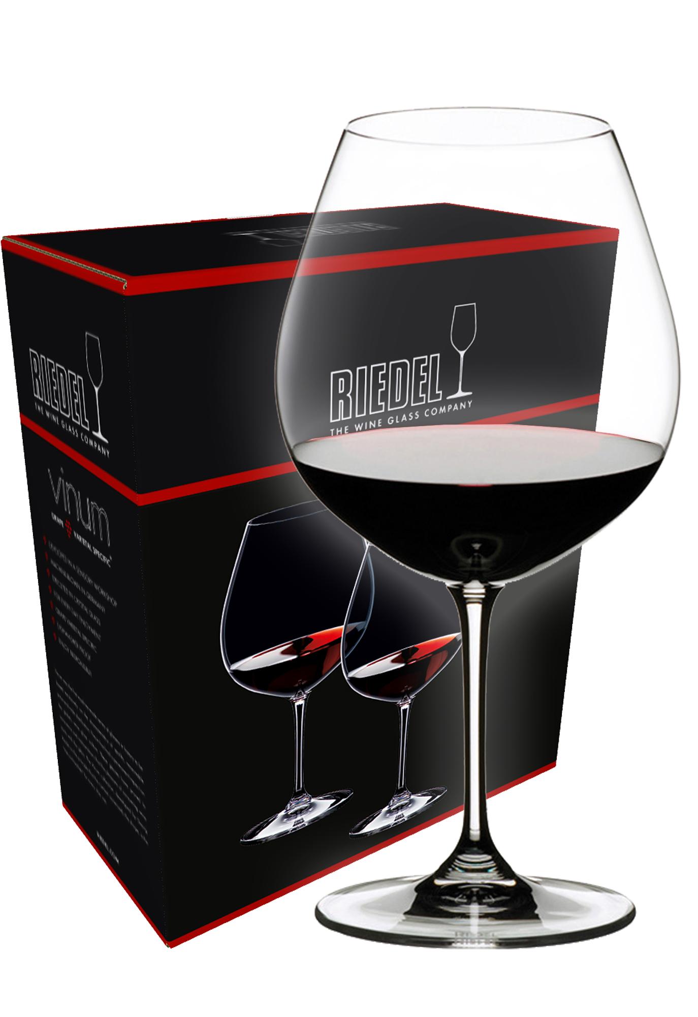 Riedel Vinum Pinot Noir wijnglas