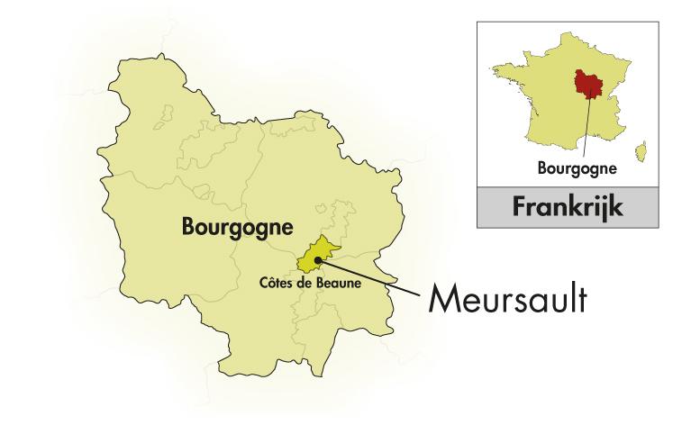 Domaine Vincent Bouzereau Meursault