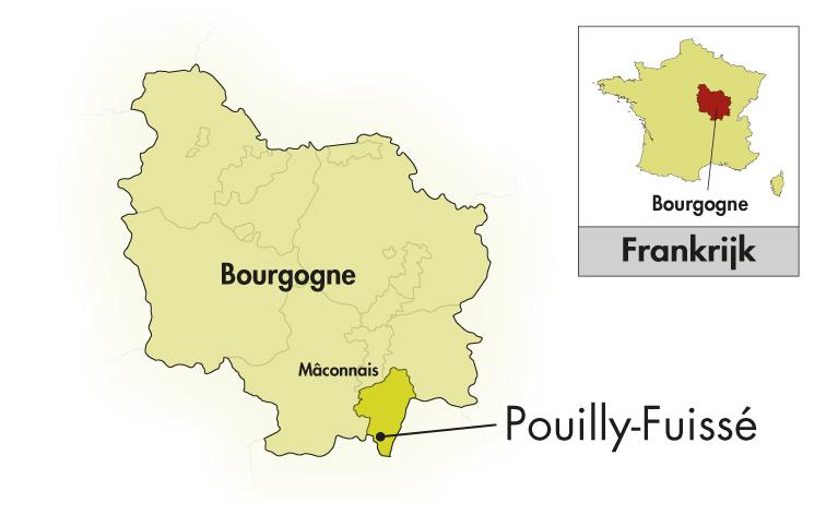 Domaine Jacques Saumaize Pouilly-Fuissé Sur La Roche