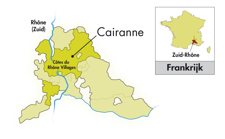 Domaine Alary Cairanne L´Estévenas