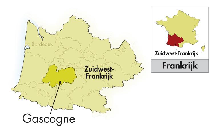 Terres Fumées Gascogne Gros Manseng-Sauvignon Blanc