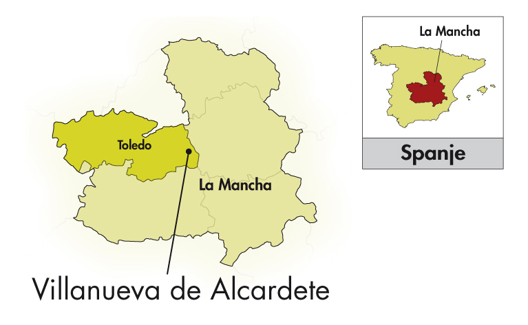 Catanga La Mancha Tempranillo